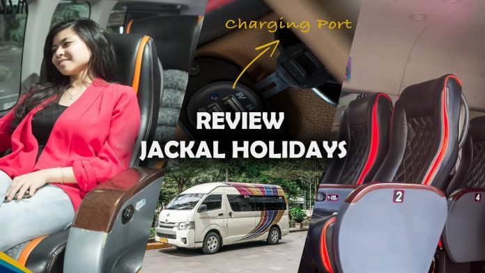 Jackal Holidays Luxury Shuttle