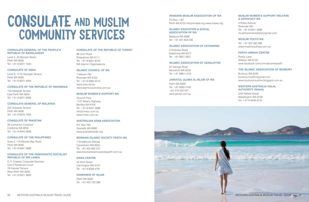 Consulate and Muslim Community Services Western Australia