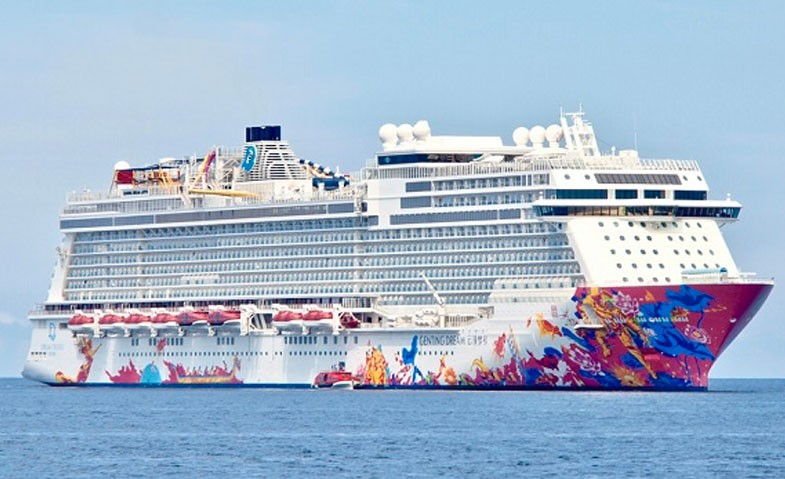 Genting Dream Cruises